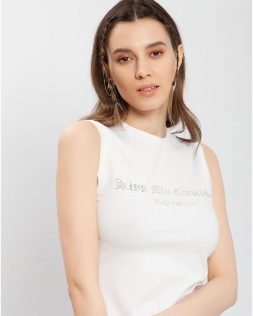 Juicy Couture T-Shirt Αμάνικο