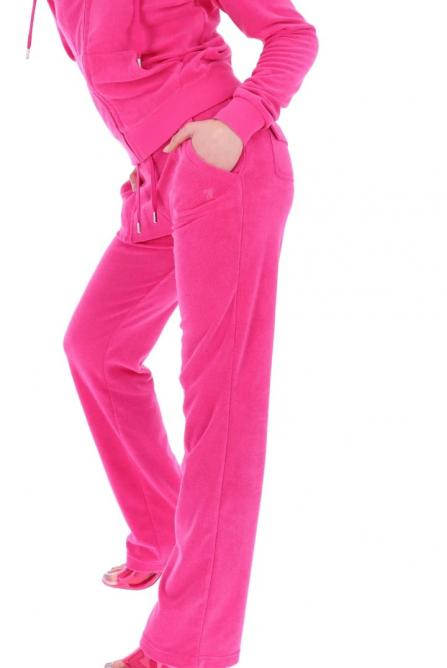 JUICY COUTURE TERRY TOWELLING DEL RAY POCKETED BOTTOMS